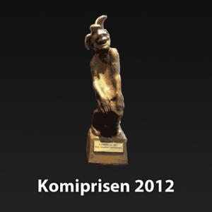Komiprisen 2012